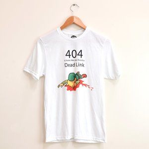 Other - 404 Looks Like You Found a Dead Link T Shirt Men S